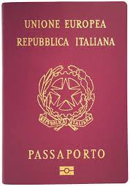 Passport Booklet Template Italian Passport Wikipedia