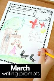 In various paper interviews dole was mindful so as to consistently say he was not campaigning for his motivation however only responding to any. March Writing Journal Prompts For Kids Fantastic Fun Learning
