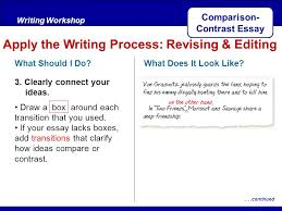 comparison contrast essay ppt  13 comparison contrast essay