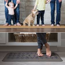 Gel Floor Mats For Kitchen Gelpro Launches New Longer Comfort Mats Designer Patterns