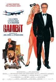 gambit imdb gambit poster