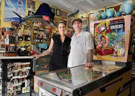 heather wallace barnes and her husband johnny barnes are selling their beloved port moody pinball alley vine so they can move their family to