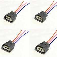 4x ignition coil pack wiring harness connector for mazda 3 6 mx 5 7.3 Powerstroke Fuel Heater Element image is loading 4x ignition coil pack wiring harness connector for