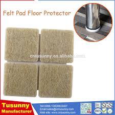 Quality Table Leg Pads Adhesive Furniture Leg Feet Non Slip Rug
