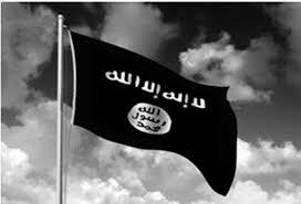 Resultado de imagen de isis bandera