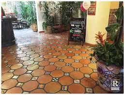 stylish saltillo tile floors saltillo tile saltillo flooring saltillo terracotta tiles
