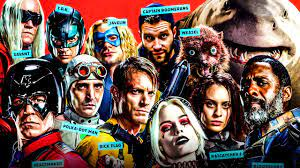 The Suicide Squad: New Cover Shows ...