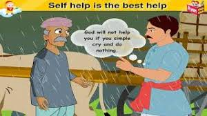 category self help is the best help story essay self help is the best help moral stories for kids short story for kids