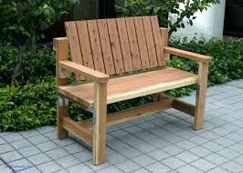 storage bench diy patio furniture cushions patio riveting