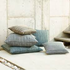 Handwoven Recycled Rubber Indoor Outdoor Pillow Covers