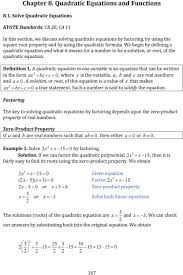 marvelous solving quadratic equations by factoring worksheet answers algebra 1 p solving quadratic equations by factoring