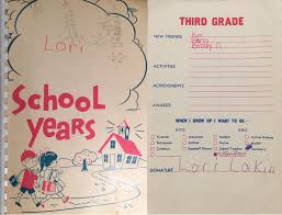 "w in the mirror"" gbn editor lori lakin hutcherson s personal  there was a ""fill in the blank"" space so every year from kinder on i filled it in ""doctor "" by third grade someone a pink marker lined through"