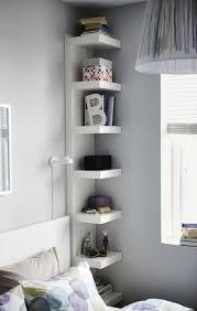 decorative corner wall shelf 25 endearing unit on 20 diy shelves to beautify your awkward 2017