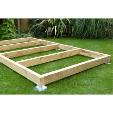 what is the best shed base