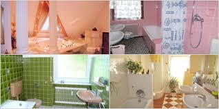 Das Badezimmer Im Wandel Der Zeit