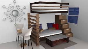 Mezzanine Bedroom Colors Bricks And Brushes