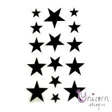 Tetování Hvězdy