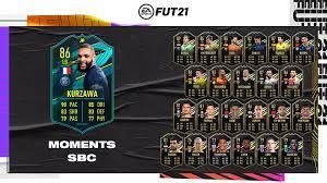 FIFA 21: Layvin Kurzawa Moments SBC – Requirements and Solutions