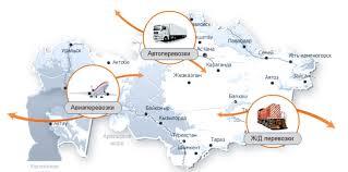 Виды транспорта в Казахстане kz Виды транспорта в Казахстане