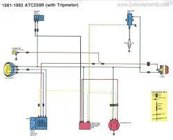3 wheeler world tech help honda wiring 110 Light Switch Wiring Diagram 110-Volt Light Switch Wiring