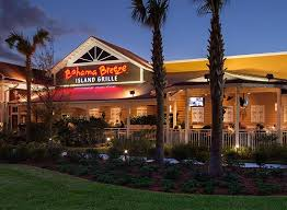 bahama breeze exterior of restaurant
