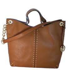 picture of michael michael kors astor large chain shoulder tote