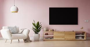 create a stylish tv wall with these