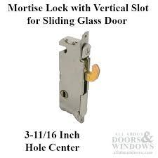 sliding patio door mortise lock common mortise lock vertical slot metal sliding patio doors w f style sliding patio door