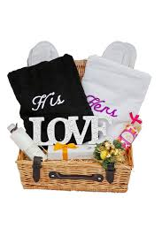 His n Hers Gift Hamper - product images