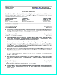 Kyc Analyst Sample Resume Awesome Best Compliance Officer Resume To Get Manager's Attention 22
