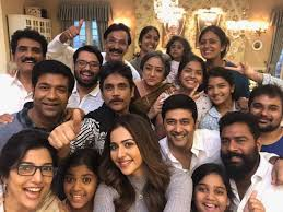 'మన్మథుడు 2' విడుదల తేదీ ఖరారు…………..