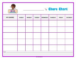 Doc Mcstuffins Chore Chart Free Printable