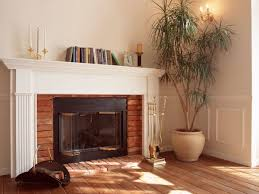 build fireplace mantel over brick build fireplace mantel over brick images home design beautiful at