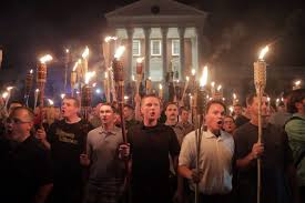 Image result for nazi protest charlottesville