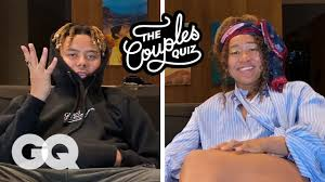 🔥 osaka's boyfriend, rapper cordae , added 🔥🔥🔥🔥🔥🔥 Cordae Naomi Osaka Ask Each Other 30 Questions The Couples Quiz Gq Youtube
