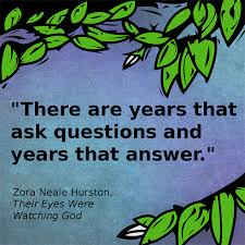 communication zora neale hurston es