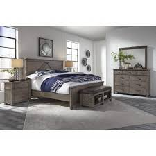 tucker king panel bedroom set