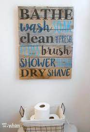 Bathroom Wall Decor Ideas Homey Inspiration Vintage Bathroom Wall