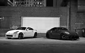 nissan 350z white wallpaper.  Nissan Hd Nissan 350z Black Wallpaper To Nissan White Wallpaper I