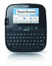 S0946430 <b>Dymo</b> Touch Screen™ <b>LabelMANAGER</b> 500TS ...