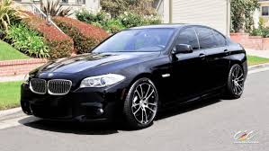 BMW Convertible bmw 535i sports package : F10 535i M Sport on staggered 20