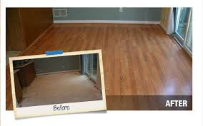cost of hardwood floor installation at home depot
