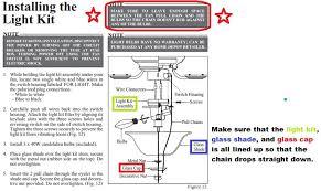 diagram hampton bay redington fan