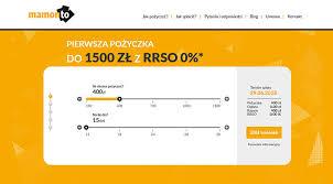 Mamonto – pożyczka online, opinie, warunki, kontakty | MarketPozyczka