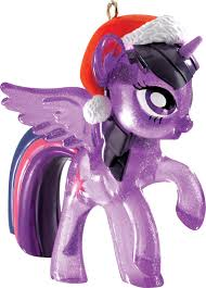 Carlton Heirloom My Little Pony Ornaments For 2015 Revealed - Rainbow Dash  and Twilight Sparkle