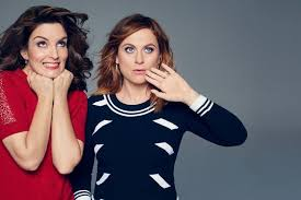 Amy Poehler Birth Plan Comedy Powerhouses Amy Poehler And Tina Fey Talk All Things
