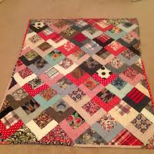 25 best images about Memory Quilts on Pinterest | Wedding quilts ... & Memory quilt 2, made from same set of old clothes, but a different design Adamdwight.com