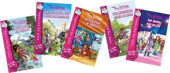 Resultado de imagen de todos lo libros de tea stilton