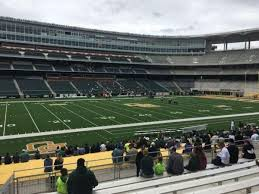 Baylor Bears Football Seating Chart Baylor Bears At Oklahoma State Cowboys Football On 10 Rare