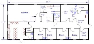 Trendy Open Office Floor Plan Examples Back To Cubicle Decoration Doctor Office Floor Plan